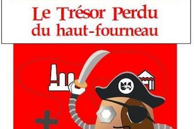 Chasse Au Trésor : Le Trésor Perdu Du Haut-fourneau à Uckange