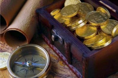 Chasse aux trésors à Witry les Reims