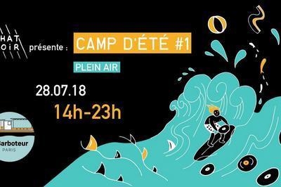 Chat Noir Présente: Camp D'Eté #1 - Plein Air à Bobigny