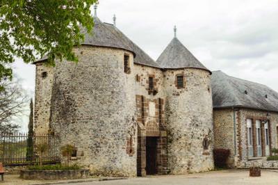 Château à Fresnay sur Sarthe