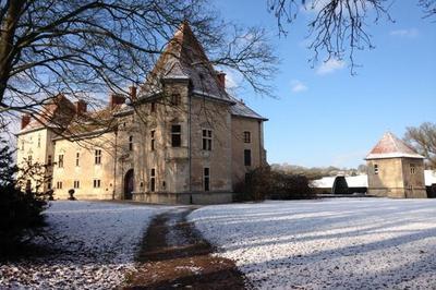 Château D'hannoncelles à Ville en Woevre