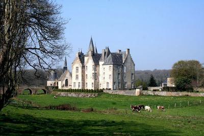 Château De Bourgon : Visite Guidée Et Commentée, Concert De Piano à Montourtier