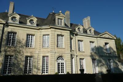 Château De Briacé à Saumur