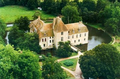 Château De Lantilly En Nivernais à Corbigny