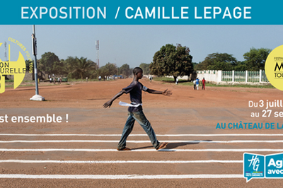 Château de Laréole // Camille Lepage – On est ensemble ! à Lareole