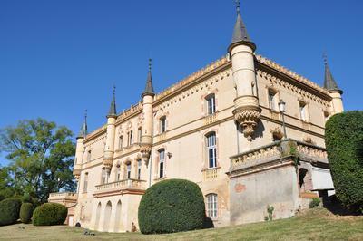 Château De Launaguet : Visites Guidées