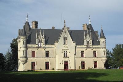 Château De Montreuil Sur Loir à Montreuil sur Loir