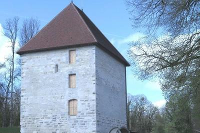 Château Des Seigneurs De Vignory