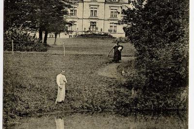 Château Du Pavillon à Rocheserviere