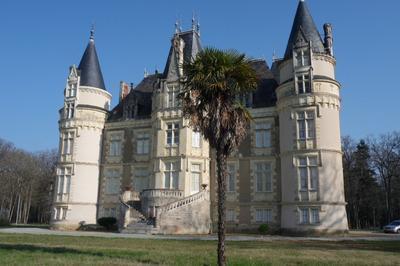 Château Les Bruères à Baune
