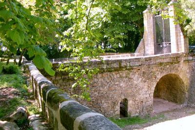 Château-parc De Plessis-saint-jean à Plessis saint Jean