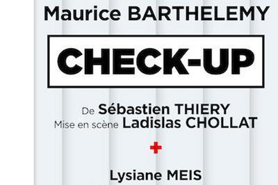 Check Up à Paris 10ème