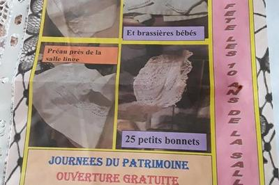 Chemises, Brassières Et Petits Bonnets à Montcy Notre Dame