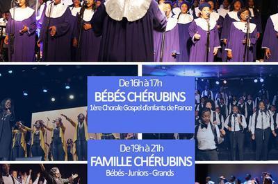 Cherubins Gospel Choir à Boulogne Billancourt