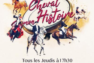 Cheval Mon Histoire à Lamballe
