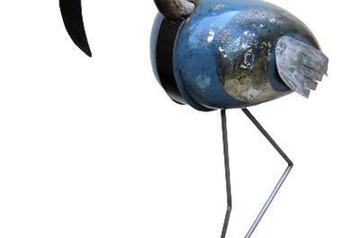 Chez Marcelle invite Titi Sculpture Métal à Vannes