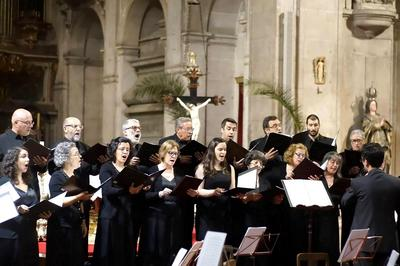 Choeur d'évora à Chartres