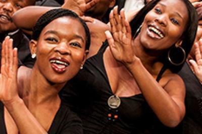 Choeur De Cape Town - Feu Sacre à Lille