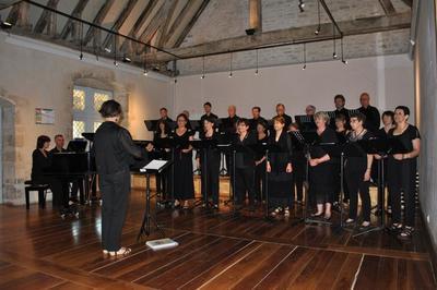 Choeur De Chambre De L'ensemble Vocal Maurice Emmanuel à Troyes