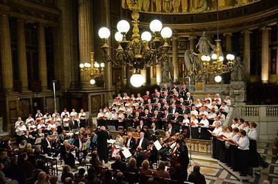 Haendel Water Music à Paris 8ème