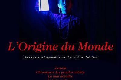 Choeur Mikrokosmos - L'origine du monde à Paris 9ème