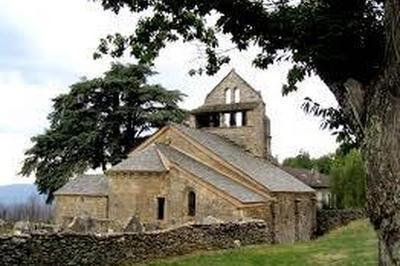 Chorale à L'église Saint-pierre-aux-liens. à Saint Andre Lachamp