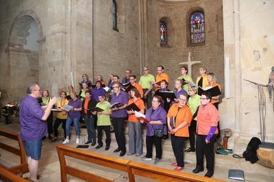 Chorale Césarion à Rosheim