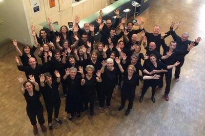 Chorale 'les Goûts Réunis' à Paris 9ème
