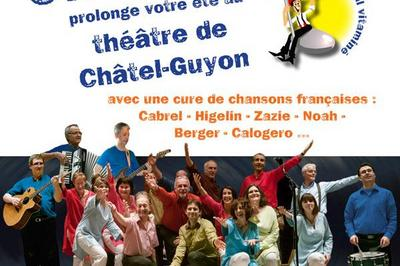 Chorins à Châtel Guyon