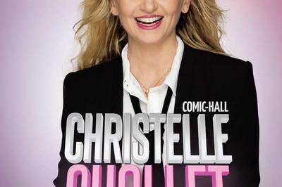 Christelle Chollet à Le Mans