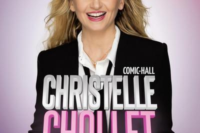 Christelle Chollet Dans Comic Hall à Paris 7ème