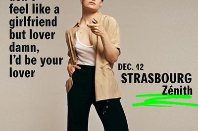 Christine And The Queens à Strasbourg