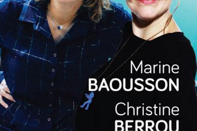 Christine Berrou - Marine Baousson à Angers