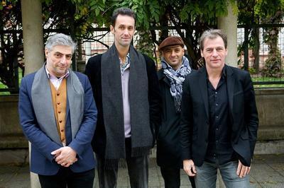 Christophe Laborde Quartet à Sceaux