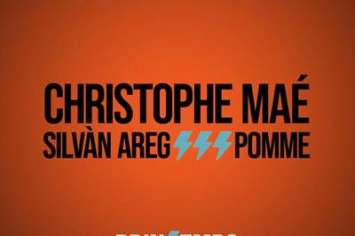 Christophe Mae   Pomme  ... à Saint Vulbas