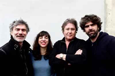 Christophe Monniot & Didier Ithursarry + Louis Sclavis 4tet à Pantin