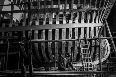 Chroniques de chantiers navals à Troyes