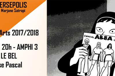 Ciné-club Des Arts - Persepolis De Marjane Satrapi Et Vincent Paronnaud à Strasbourg