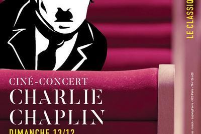 Cine-Concert Chaplin à Boulogne Billancourt