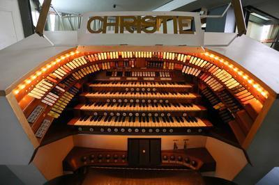 Ciné-concert De L'orgue Christie Avec Projection De Films Muets De La Réalisatrice Alice Guy-blaché. Pavillon Baltard, Nogent-sur-marne à Nogent sur Marne