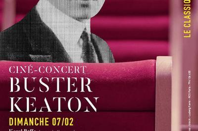 Cine-Concert Keaton à Boulogne Billancourt