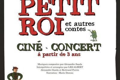 Ciné-concert - Le petit roi à Mourmelon le Grand