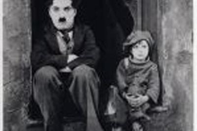 The Kid - Charlie Chaplin à Orange