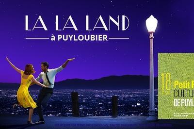Ciné en plein air: La La land à Puyloubier