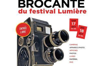 Cinébrocante du festival lumière à Lyon