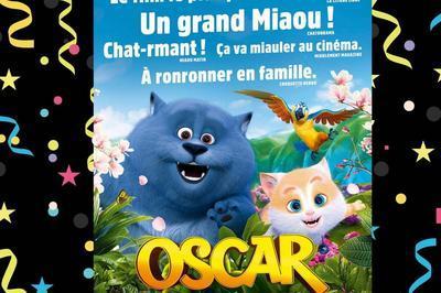 Cinéma à Durtal, Oscar et le monde des chats