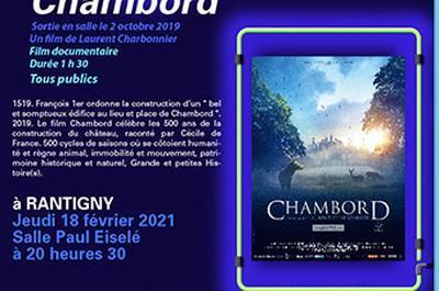 Cinéma - Chambord à Rantigny
