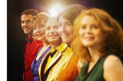 Cinq de coeur show à Neuves Maisons