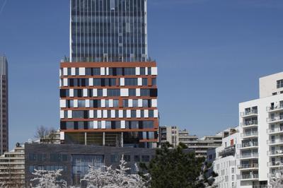 Circuit Commenté L'architecture Du Trapèze à Boulogne Billancourt