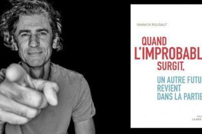 Rencontre avec Sandrine et Yannick Roudaut des éditions La Mer salée à la librairie Thuard à Le Mans
